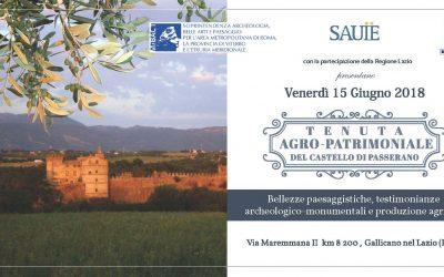 Bellezze paesaggistiche, testimonianze archeologico-monumentali e produzione agricola